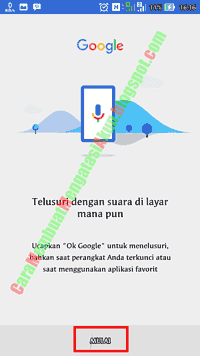 ok google bahasa indonesia