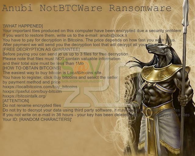 Anubi (Ransomware)