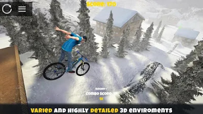 shred 2 Freeride mountai biking Apk Data Free