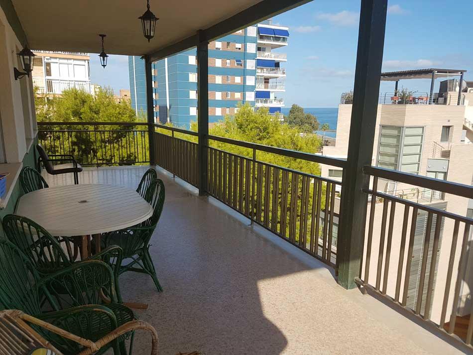apartamento en alquiler calle les barraques benicasim terraza2