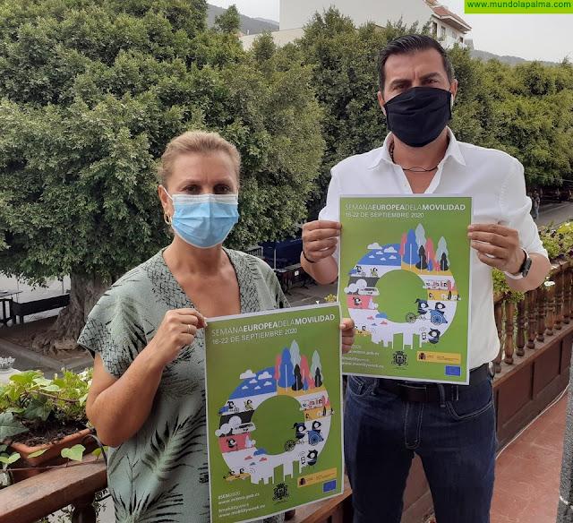 Los Llanos de Aridane celebrará por quinto año consecutivo la Semana Europea de la Movilidad