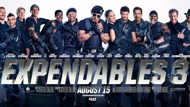 The Expendables 3 Movie 2014 HD