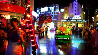 Trans Studio Bandung Parade