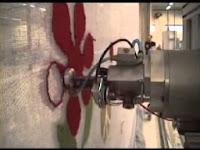 Robotic gun machine