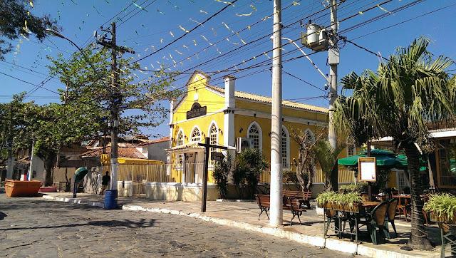 Buzios Street Brazil