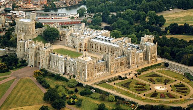 Castle Windsor Inghilterra