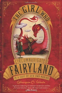 https://www.goodreads.com/book/show/9591398-the-girl-who-circumnavigated-fairyland-in-a-ship-of-her-own-making