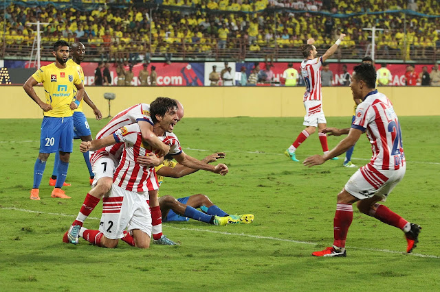 ATK win Hero ISL 2016