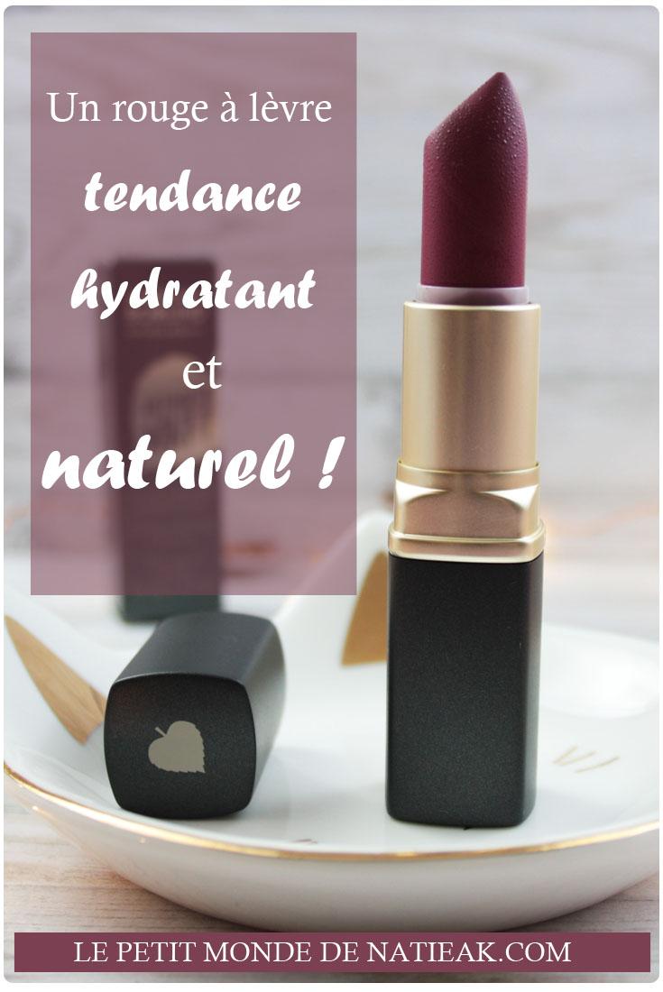 AnneMarie Börlind et son rouge à lèvres Berry Mat ultime : la beauté au naturel