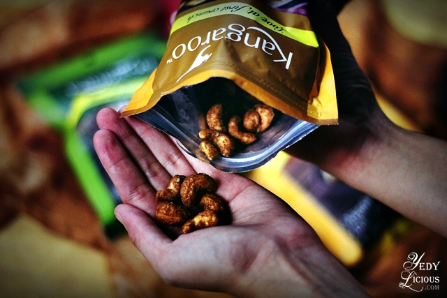 Teriyaki Cashew Kangaroo Nuts Healthy Snack Manila Singapore Indonesia Photography by Yedy Calaguas