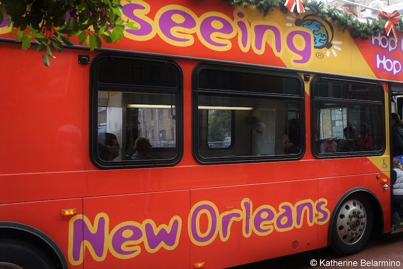 Hop On Hop Off Bus Things to Do in New Orleans