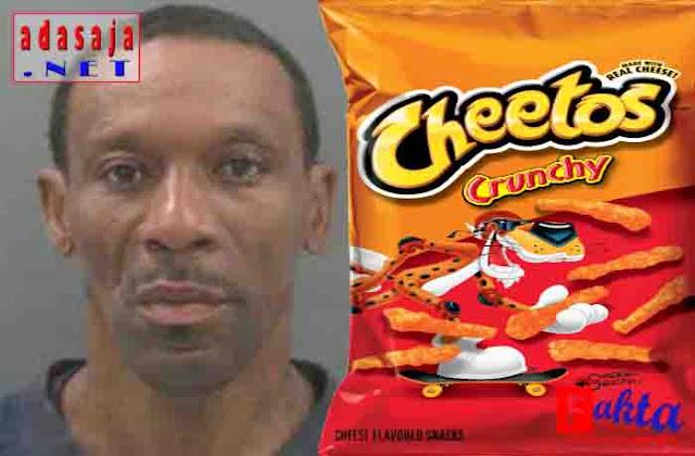 david scott membunuh karena rebutan cheetos