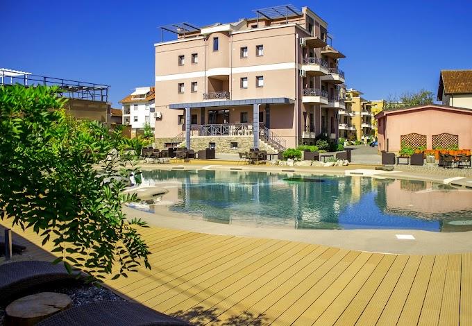 Biodesign bazen - još jedan luksuz više Solaris resorta
