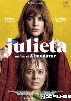 Capa do Filme Julieta