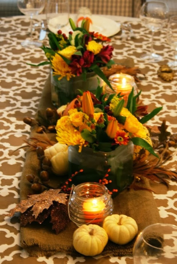 Ciao Newport Beach Thanksgiving Table Inspiration