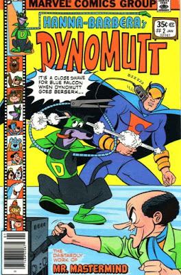 Marvel Comics, Dynomutt #1