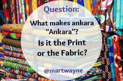 For the love of all things Ankara… and a bit of a history lesson on the origin of Ankara