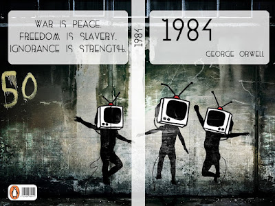 The Historical Background of George Orwell's 1984