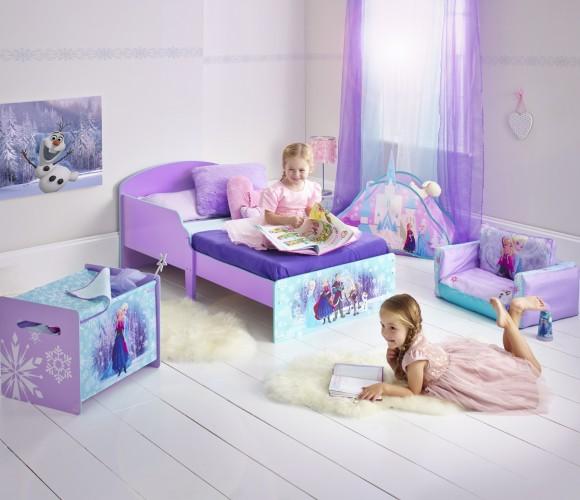 15 Desain Kamar Anak Perempuan Frozen 05