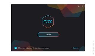 Install Memasang Nox - Apa itu Nox Player Spesifikasi & Cara Download & Install