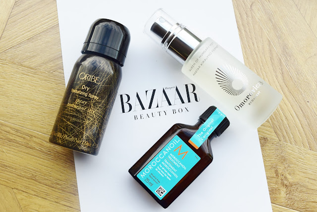 Latest In Beauty Harper's Bazaar Box