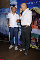 Rahul Bose and Anupam Kher Red Carpet of Special Screening of Movie Poorna ~ .JPG
