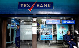 Reserve Bank of India Imposes Restrictions on YES Bank