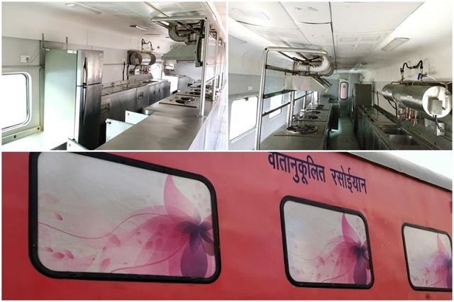 Rajdhani Express train