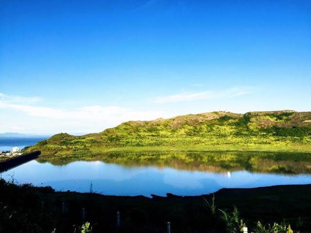 Hồ nước ngọt trên đỉnh Thới Lới