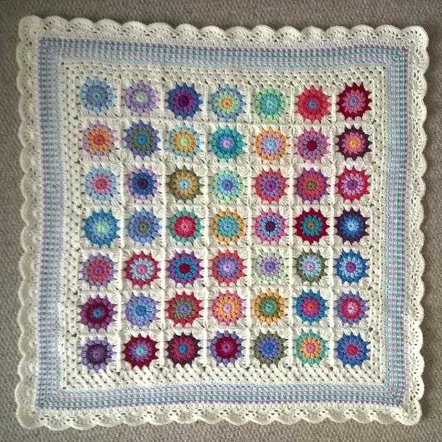 Tina's Allsorts, Harmony Baby Blanket