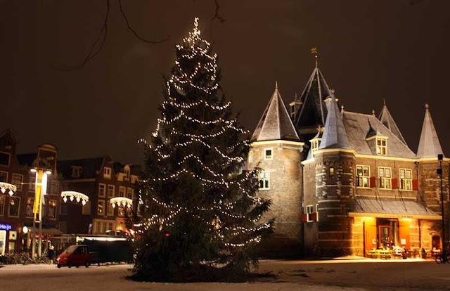 24 e 25 de dezembro em Amsterdã