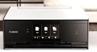 How To Setup Wireless Printer Canon PIXMA TS9050