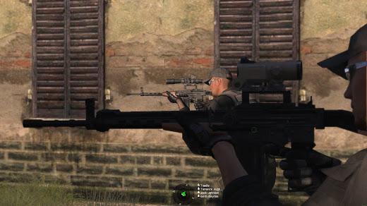 Arma3用HLC MODのSG510パック