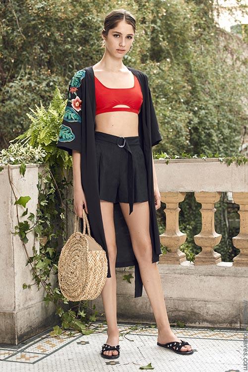 Moda mujer verano 2019. Uma colección primavera verano 2019.