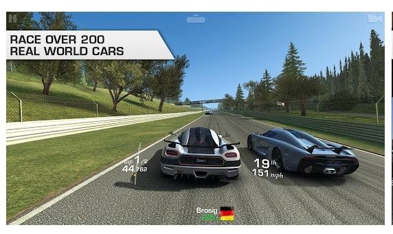 #2 Real Racing 3