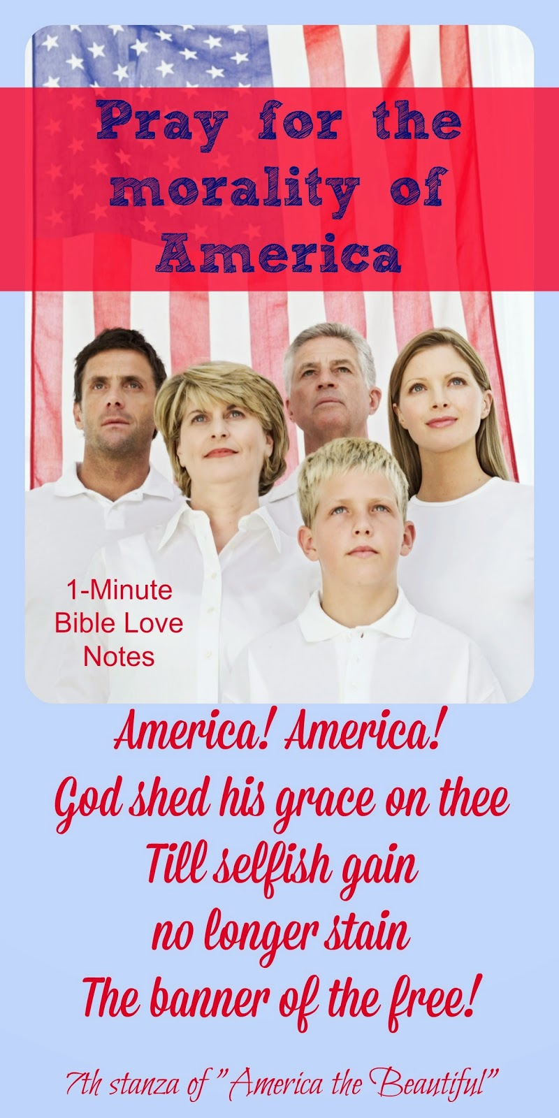 America more moral than Europe, moral values in America, God, Prayer