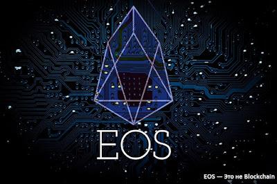 EOS — Это не Blockchain