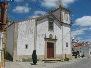 Igreja de Santiago Maior de Castelo de Vide, Portugal (Church)