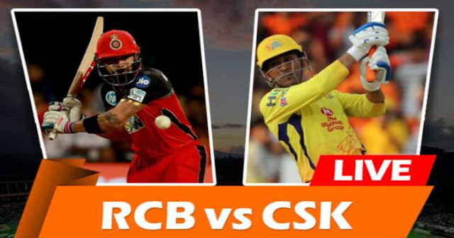 VIVO IPL 2019 Match 39 RCB vs CSK Live Score and Full Scorecard
