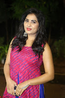 Srushti in beautiful Pink Sleeveless Dress Cute Actress Dimples ~  Exclusive 024.JPG
