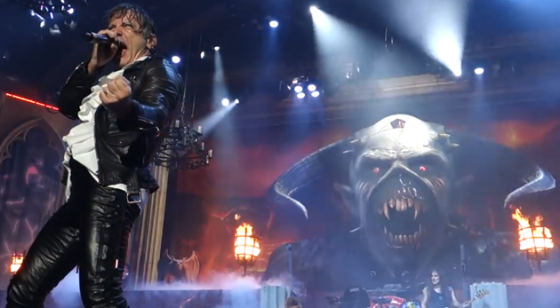 iron maiden legacy of the beast 2018