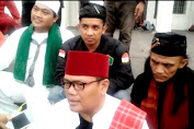24 Jam Non Stop Estafet Atraksi Silat Tradisi Betawi di Fatahillah