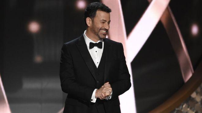 Jimmy Kimmel to host 2017 Oscars