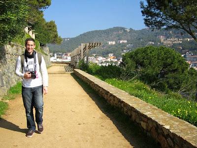 Camino de Ronda de Llafranc a Calella de Palafrugell