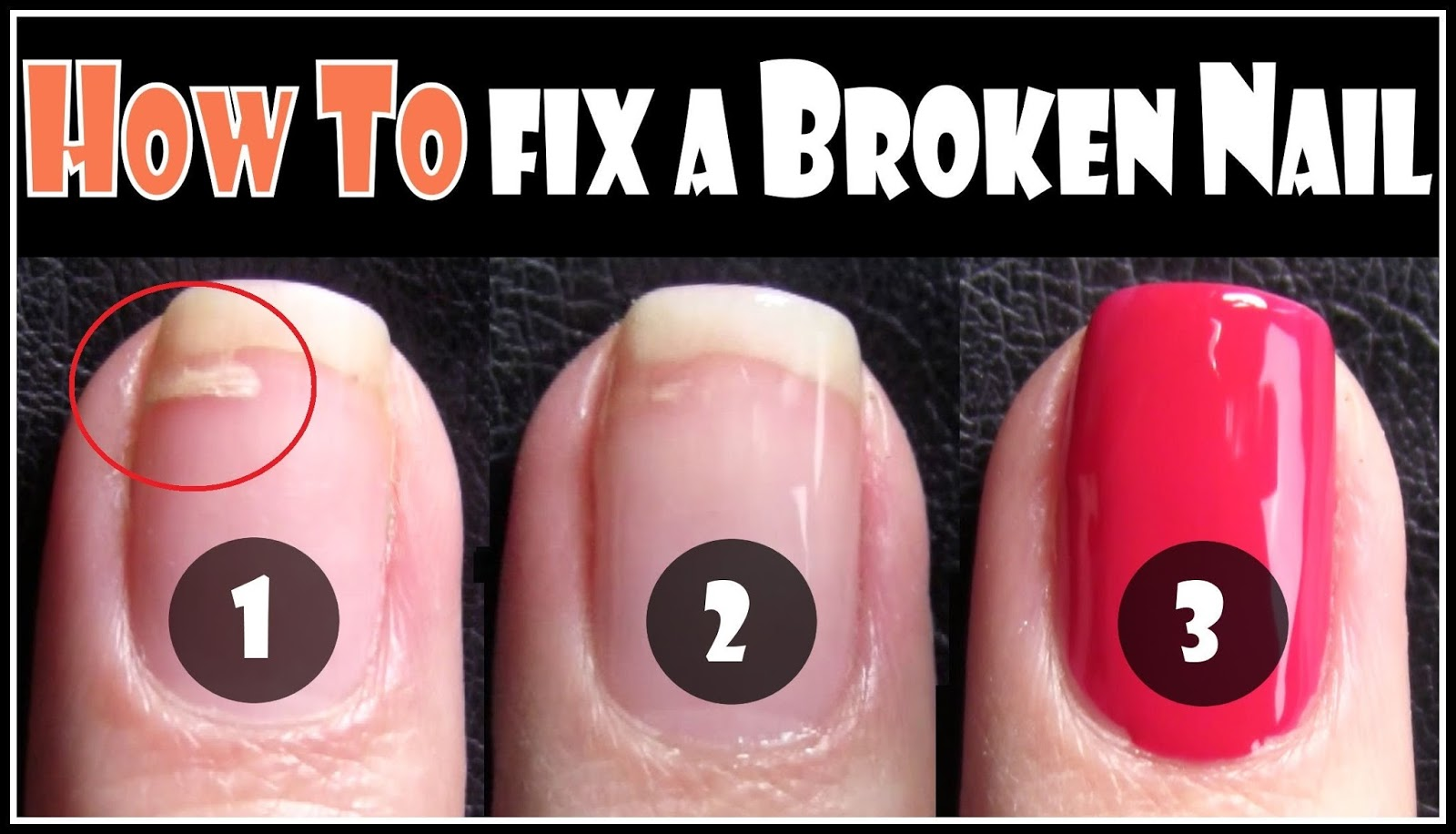 why do your nails split   awesome nail