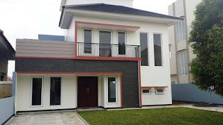 Rp.2.500.000.000 Rumah Baru Siap Huni Di Sriwijaya Sentul City (code:146)