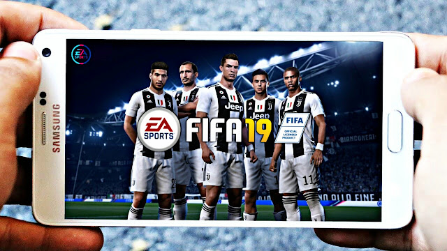 Download FIFA 19 MOD FIFA 14 Android 900 MB New Transfer+Kits Offline