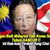 Sebelum Tinggalkan Malaysia Ini Kata-kata Terakhir Duta korea Utara Kepada Kerajaan