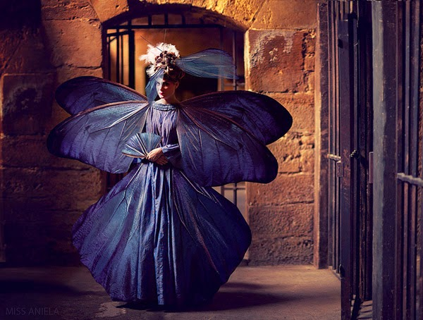 Lovely Surreal Fashion Photography by Miss Aniela - Fine ...