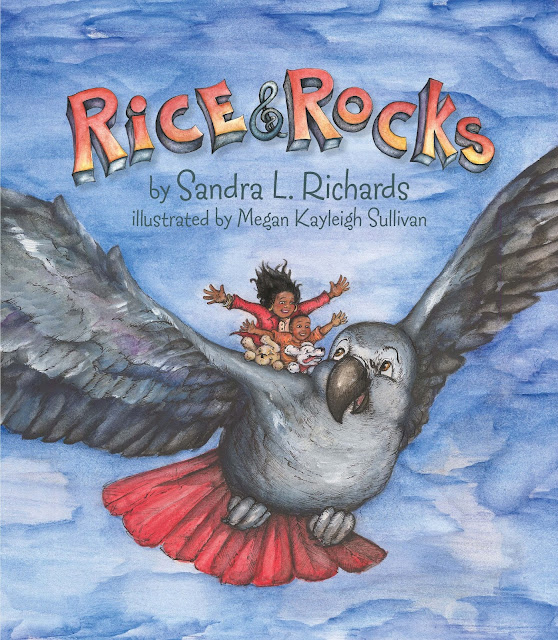https://www.amazon.com/Rice-Rocks-Sandra-L-Richards/dp/1940014735/ref=sr_1_1?s=books&ie=UTF8&qid=1471567142&sr=1-1&keywords=rice+and+rocks+book